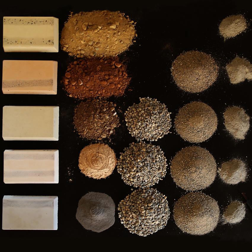 formulation de matériaux - amàco