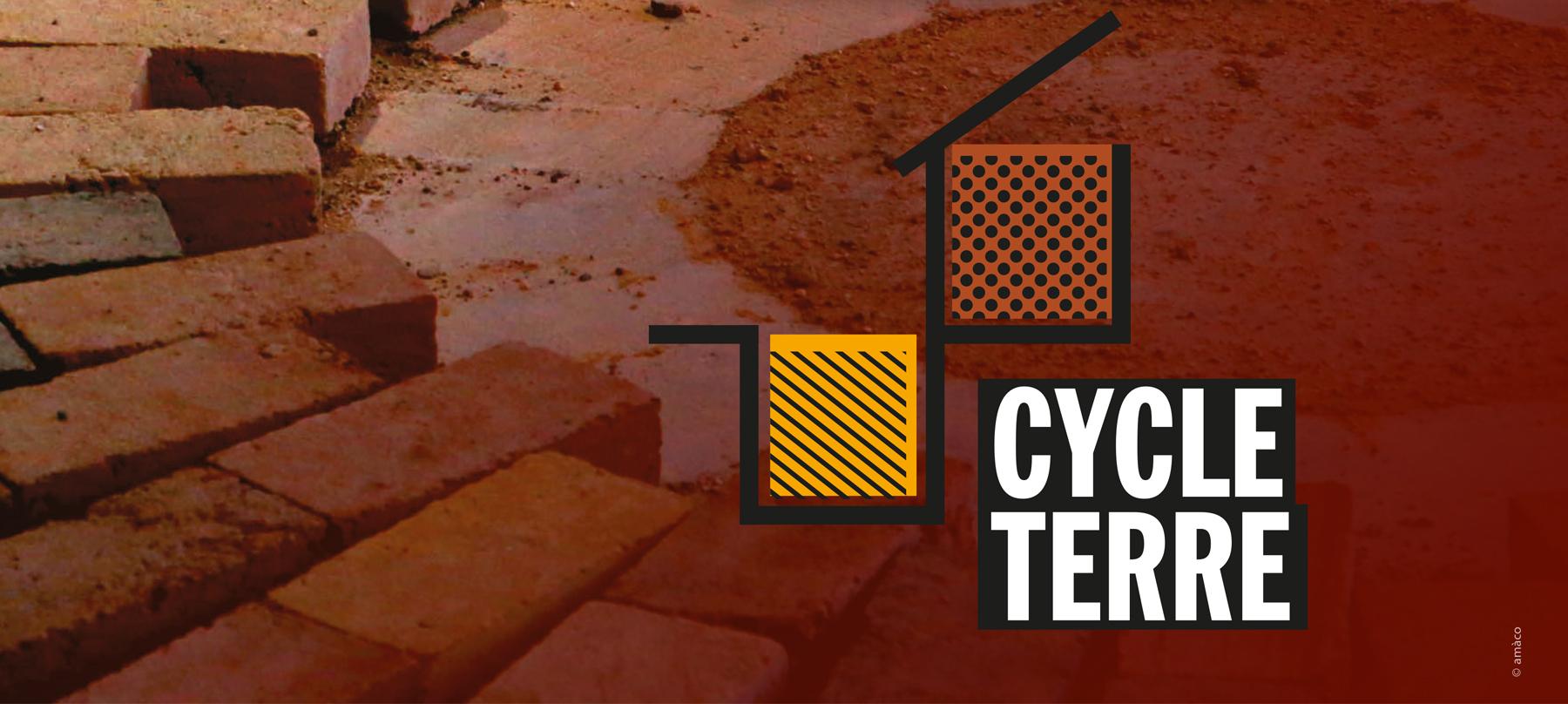 Cycle Terre, recycler les déblais en matériaux de construction en terre