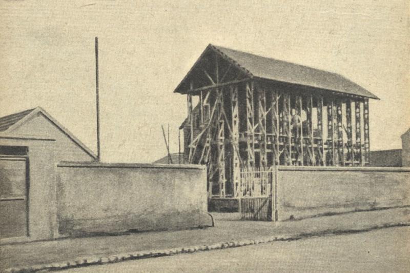 Maison Feuillette, un exemple d'architecture vernaculaire proposé par amàco