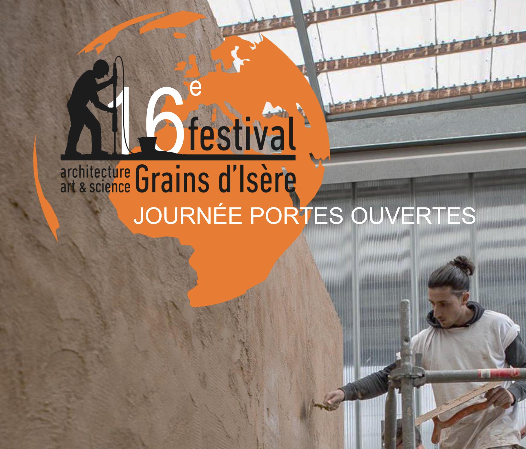 16ème Festival Grains d'Isère, architecture, art et science