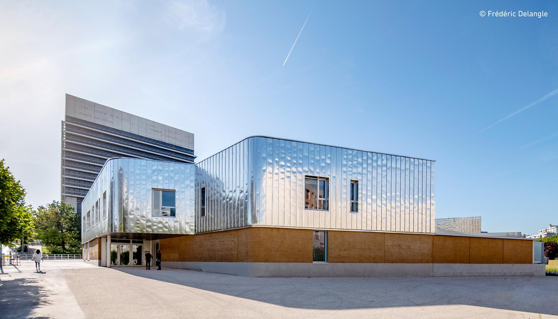 Une école en pisé à Nanterre : caractérisation du matériau