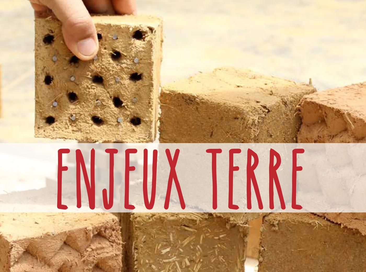 Enjeux terre : 14ème Festival Grains d'Isère