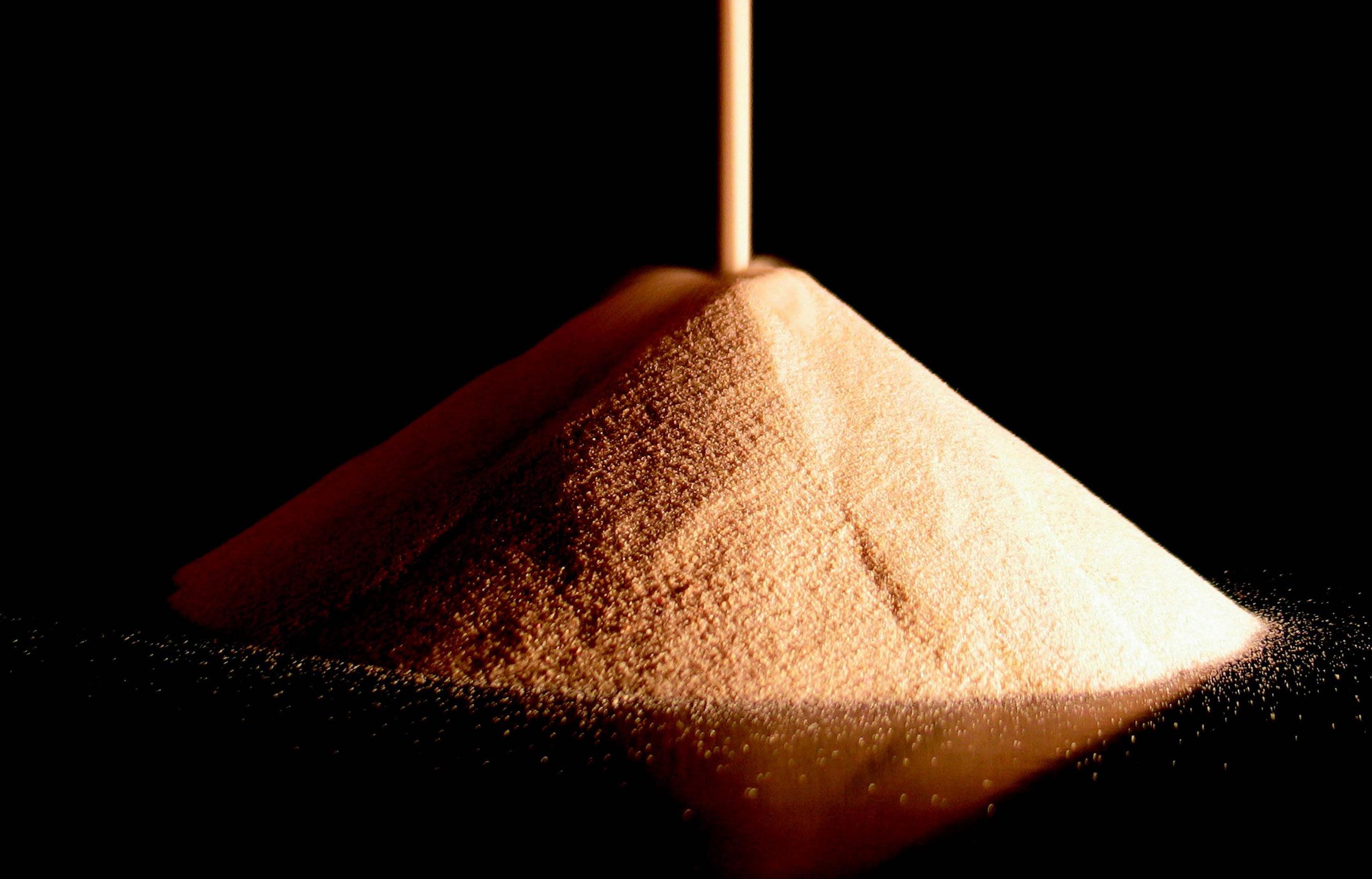 Physique du tas de sable