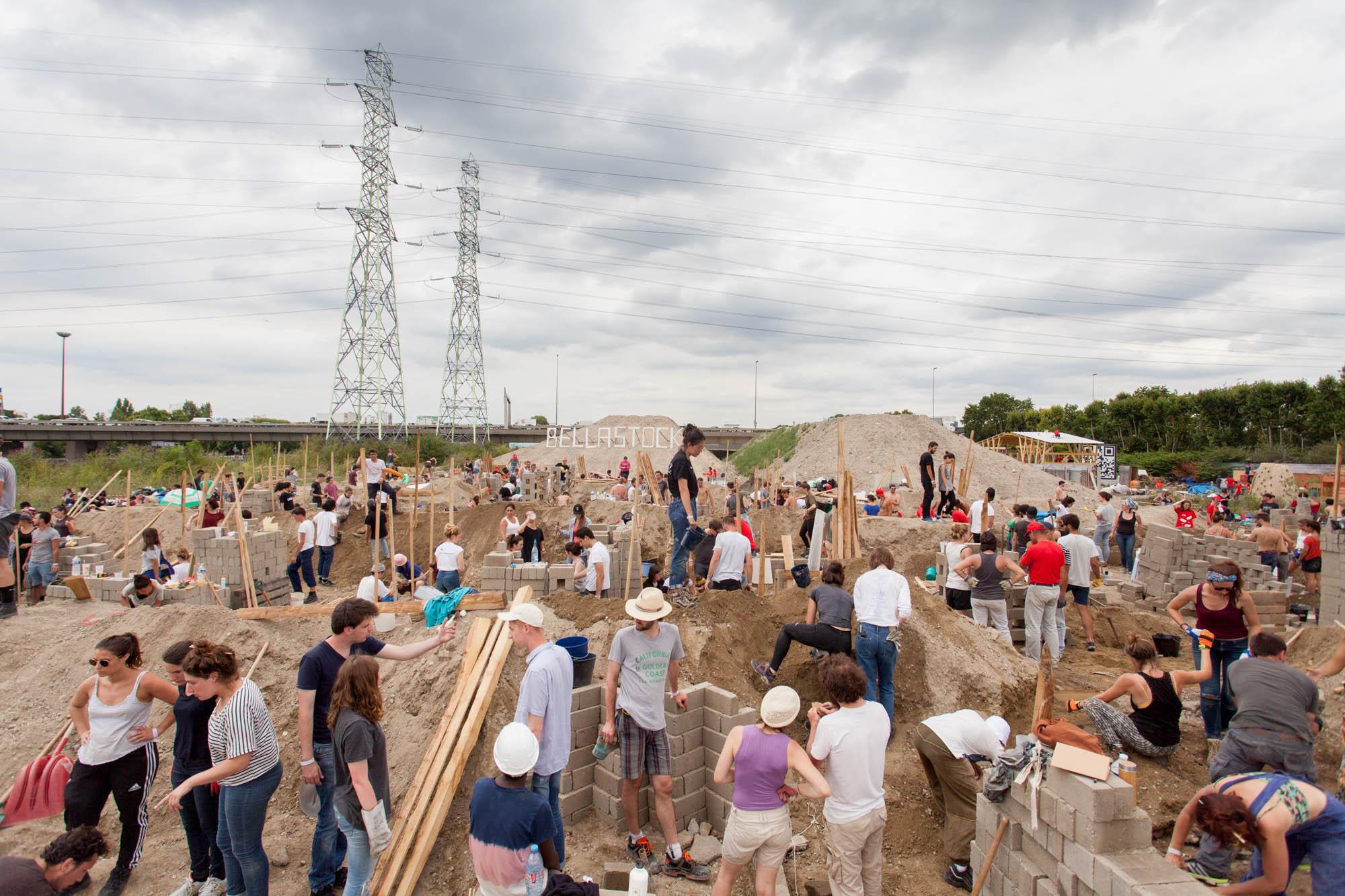 Bellastock 2017 : la ville des terres