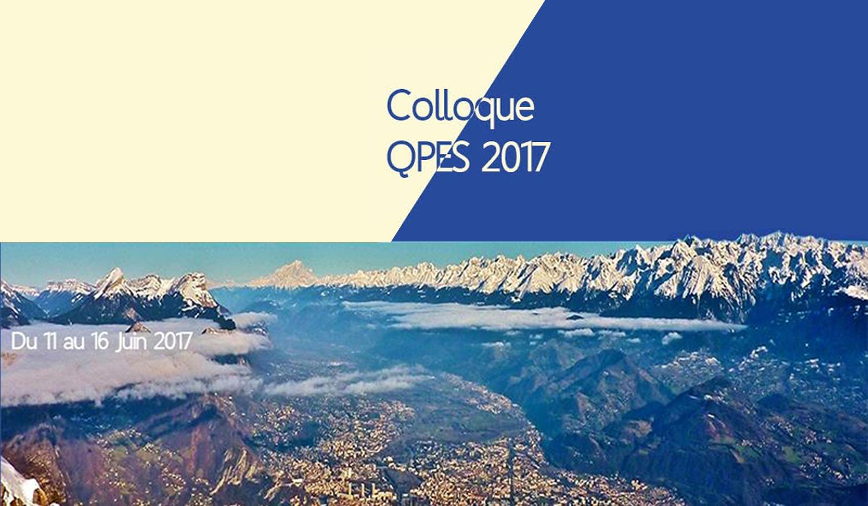 Colloque Questions de Pédagogies dans l'Enseignement Supérieur 2017 à Grenoble