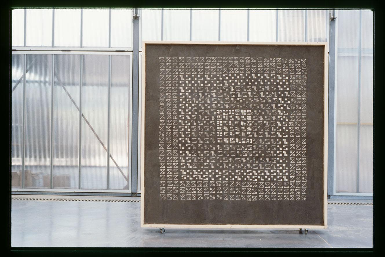 Daniel Duchert, artiste créateur de textures en terre crue