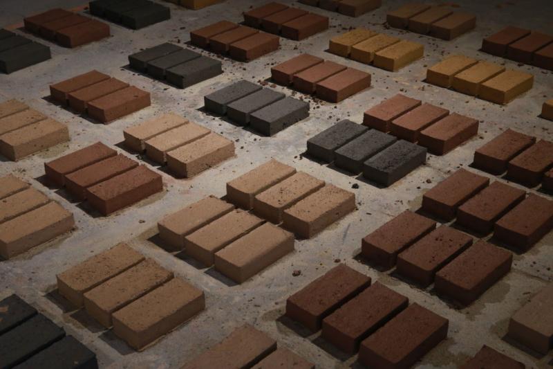 Le temps du séchage des briques ©amàco