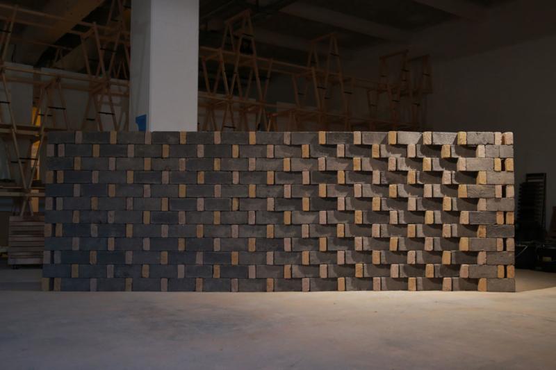 Mur en mouvement ©amàco