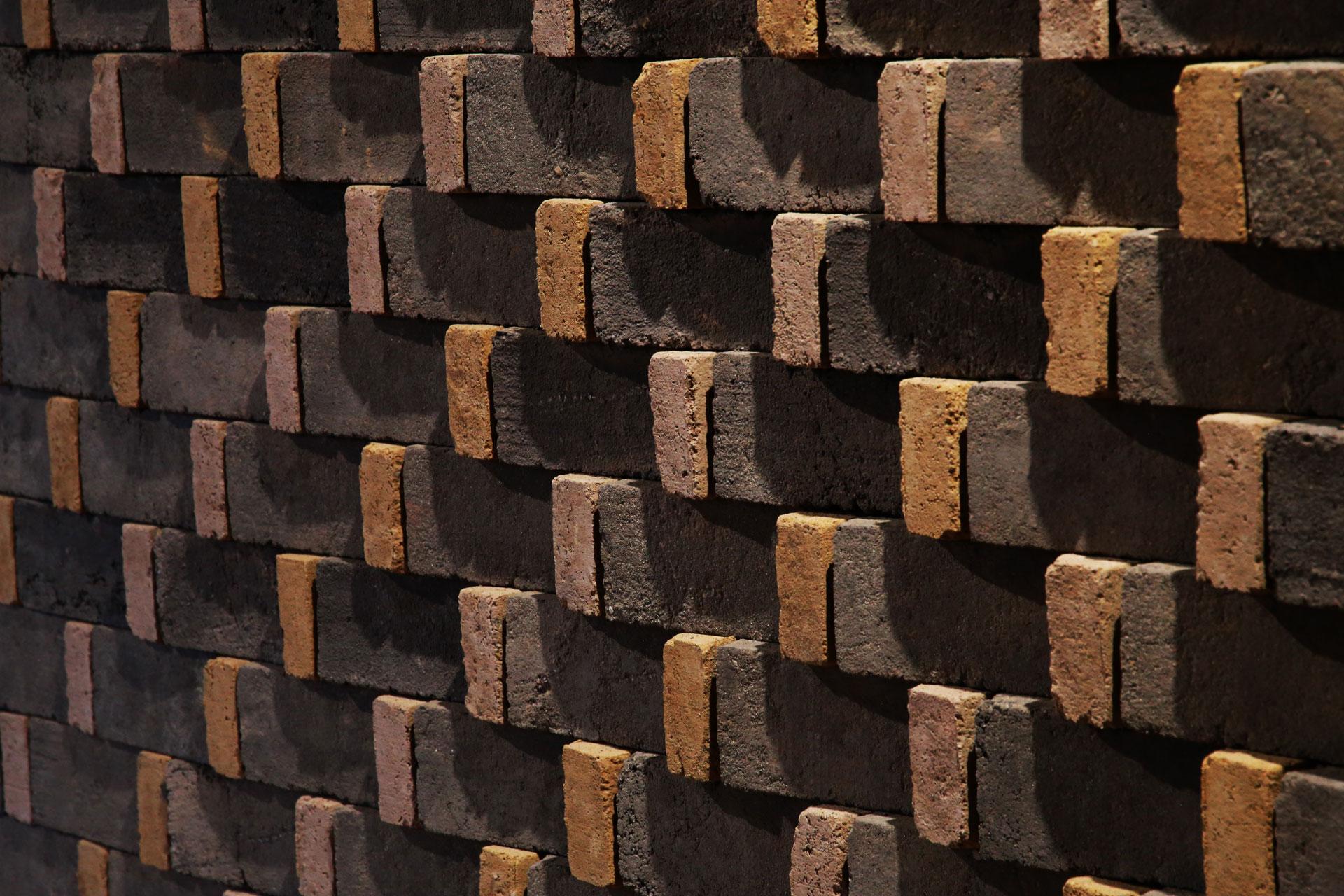 BAL // Qui es-tu brique ?, un mois d'installation en mouvement