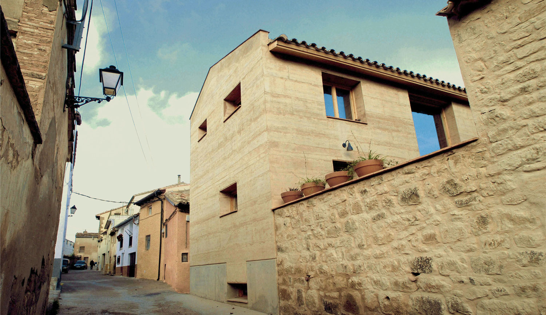 Une maison vernaculaire contemporaine – Angels Castellarnau Visus