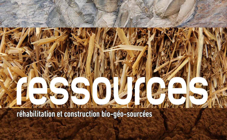 RESSOURCES : des formations hybrides à la réhabilitation et à la construction bio-géo-sourcées