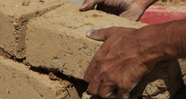 Construire en briques de terre crue du 12 au 16 avril 2021